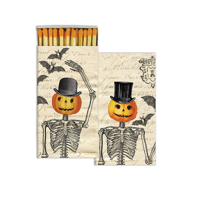Pumpkin Head Matches