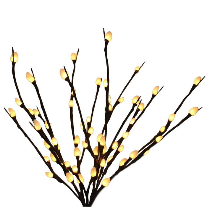 Pussy Willow Lights - Candlestock.com