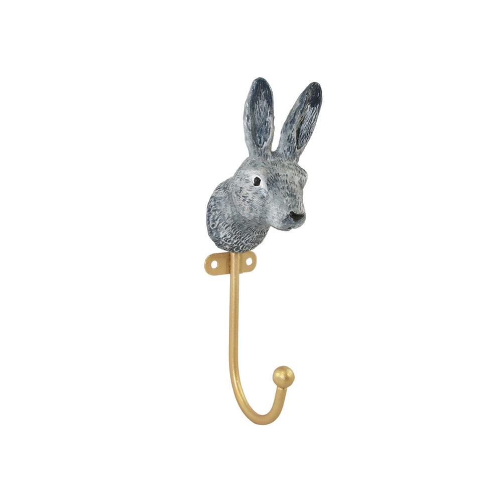 Friendly Rabbit Wall Hook