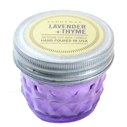 Paddywax Vintage Relish Jar Scented Candle - Candlestock.com