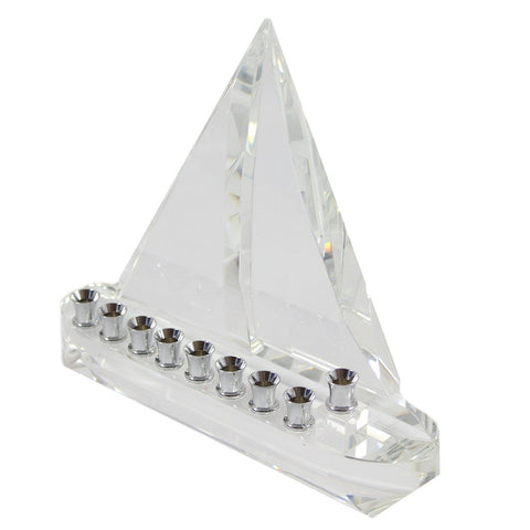 Sailboat Menorah