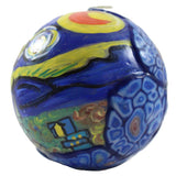 Van Glow Starry Night Ball Candle - Candlestock.com