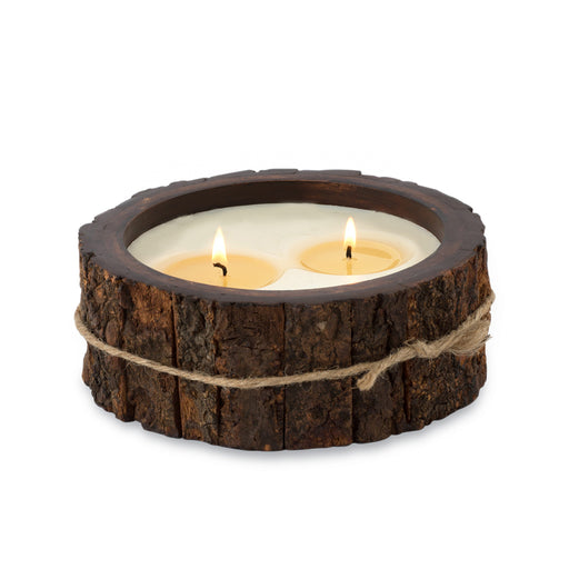 Himalayan Scented Tree Bark Candles