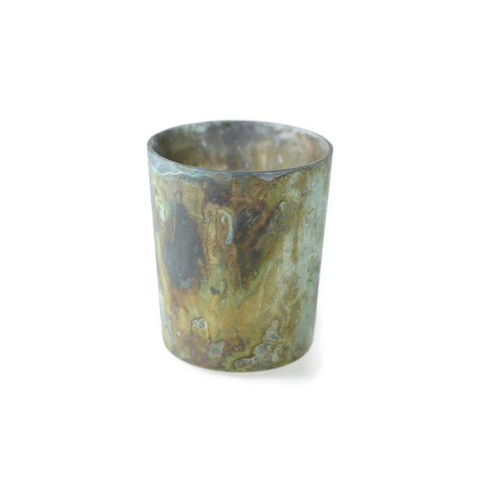 Glass Sassi Votive Candle Holder