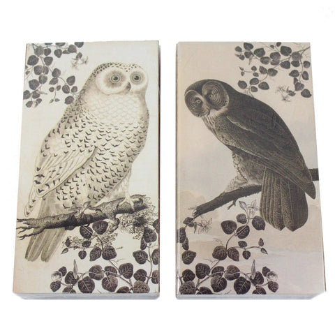 Vintage Owl Matches - Candlestock.com