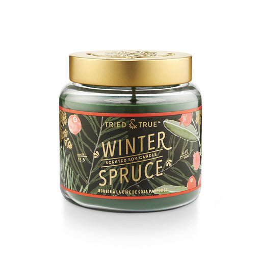 Illume Tried & True Scented Jar Candles - Winter Scents