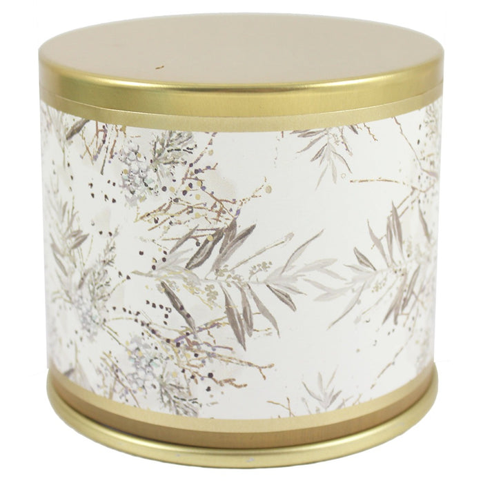 Fill your home with the perfect winter fragrance with this hand poured soy wax jar candle. - Candlestock.com