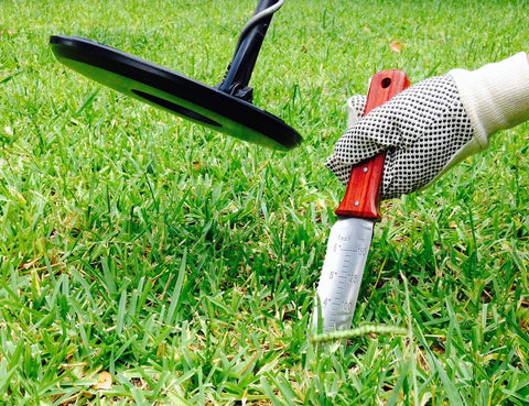 Hori Hori Gardening Knife The Perfect Hand Weeder and Landscaping Digging Tool For The Gardener