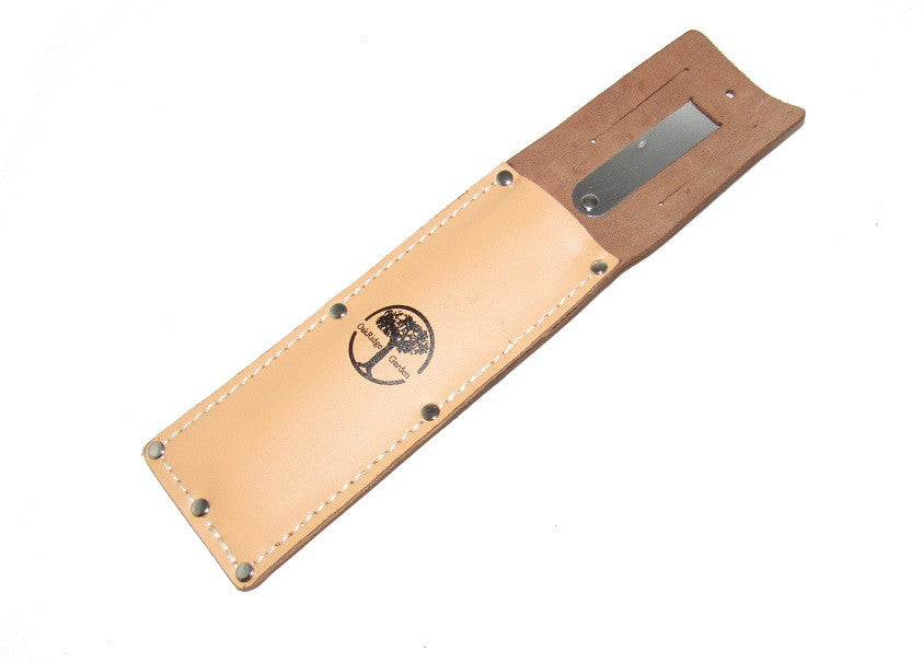 Genuine OX Leather Sheath - Garden Knife Sheath