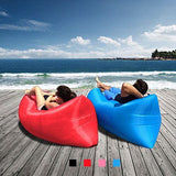 Inflatable Outdoor Air Lounger - Perfect for Camping, Beach or Picnics! - Next Deal Shop  - 1