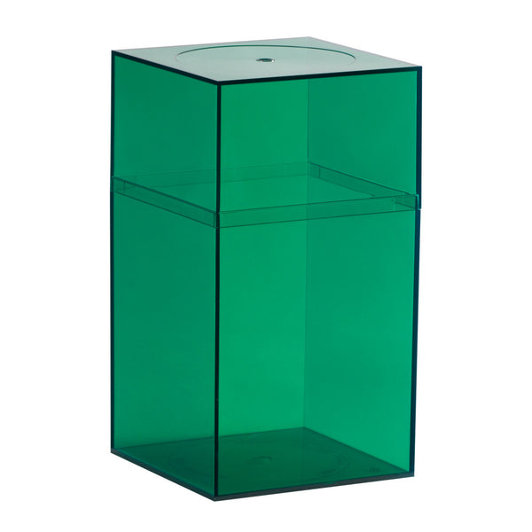 105C Box, Dark Green