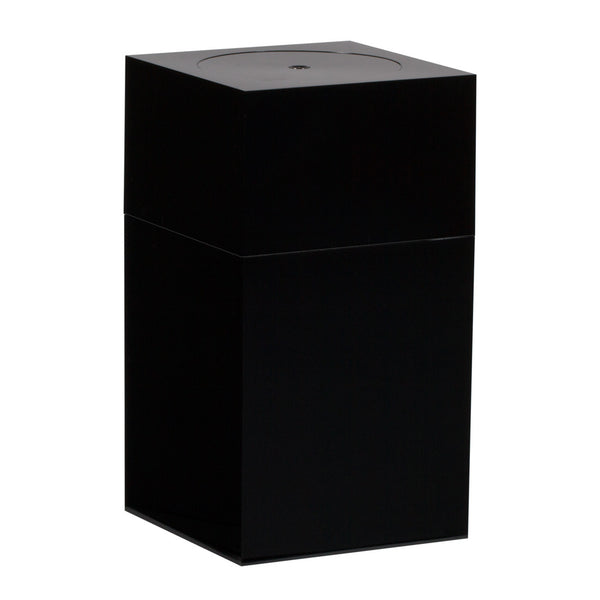 105C Box, Opaque Black