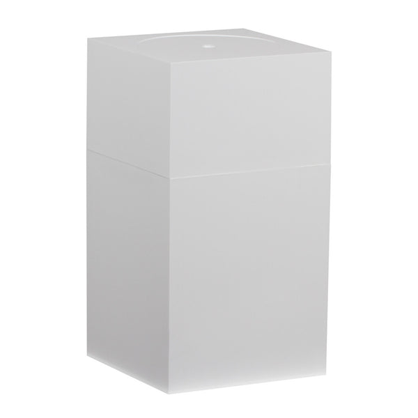 105C Box, Opaque White