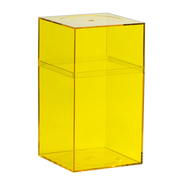 105C Box, Yellow