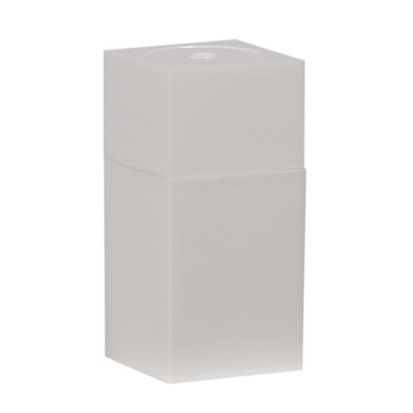 510C Box, Opaque White