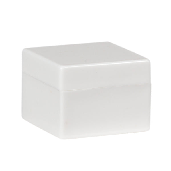 511C Box, Opaque White
