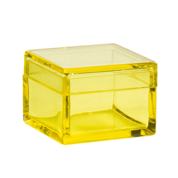 511C Box, Yellow