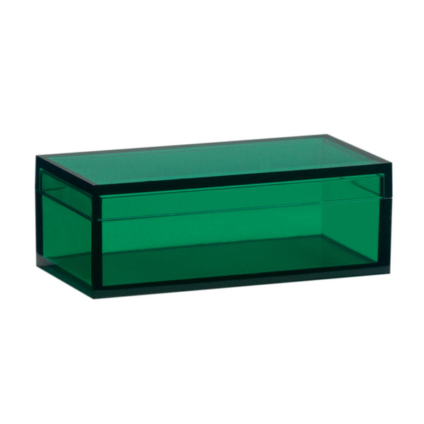 512C Box, Dark Green