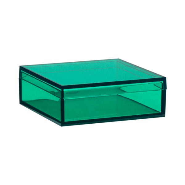 522C Box, Dark Green