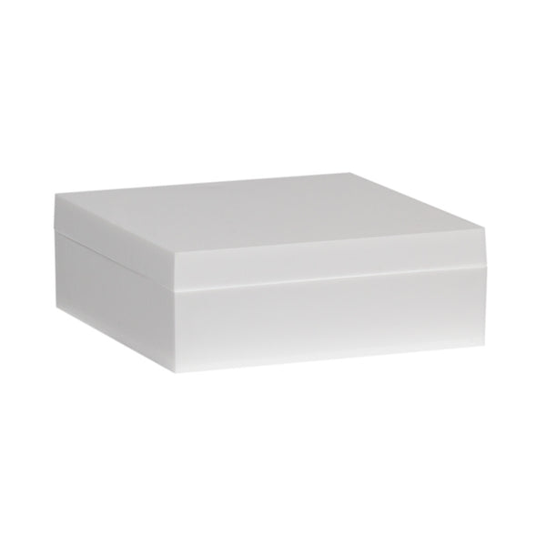 522C Box, Opaque White