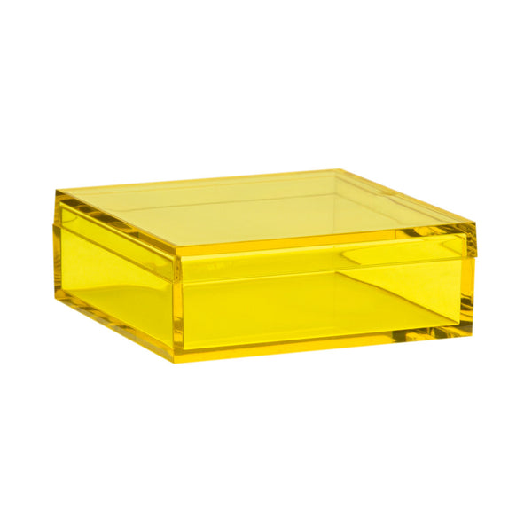 522C Box, Yellow