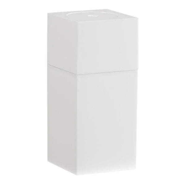 531C Box, Opaque White