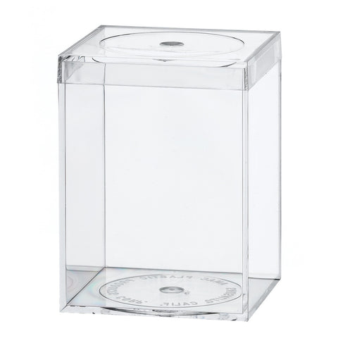 760C Flat Top Box, Crystal