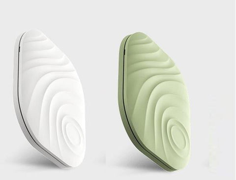 Nut Find3 Smart Tracker - 2-pack in White and Green - NutFind