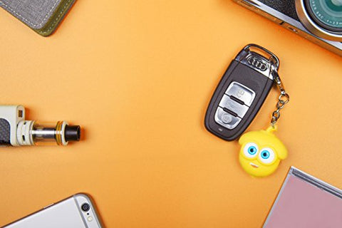 Nut Smart Keychain - The Specialist Bluetooth Key Finder and Phone Finder, Disconnection Alarm Make The Key Easy find Never Forget. - NutFind