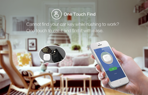 All New Nut Find3 Smart Tracker - never lose anything - NutFind