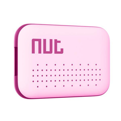 NutMini Smart Tracker - Cherry Pink - NutFind