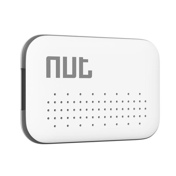 NutMini Smart Tracker - Shell White - NutFind