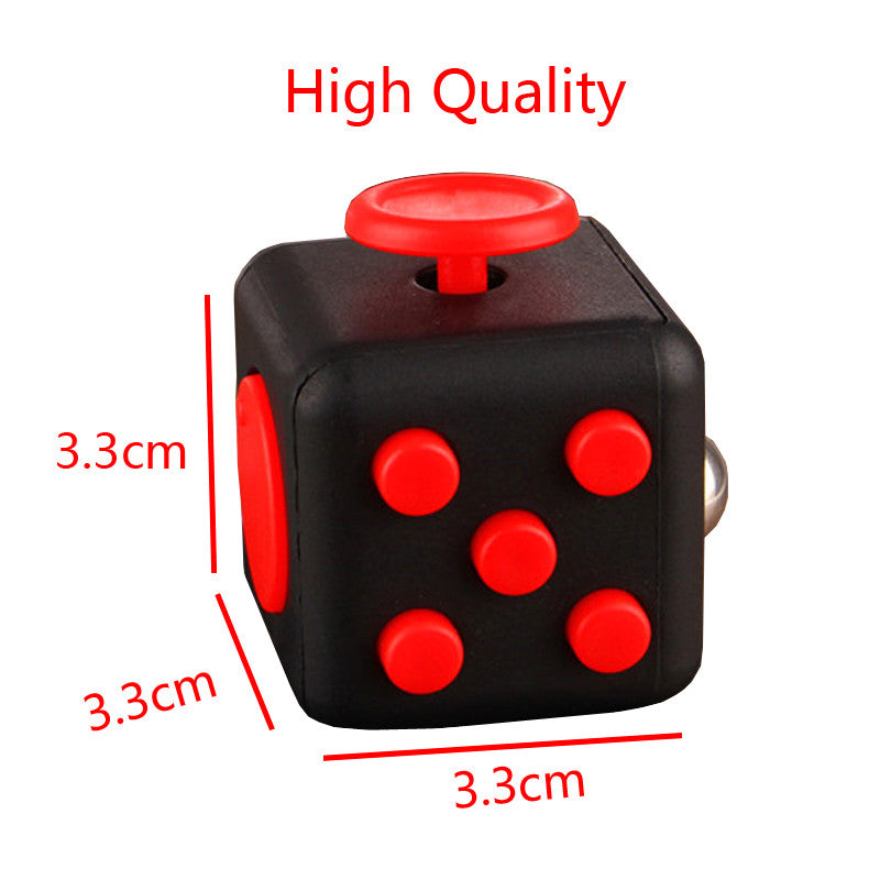 11 Style Fidget Cube Toys Original Quality Puzzles & Magic Cubes Anti Stress Reliever