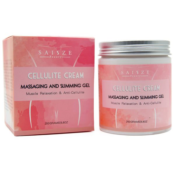 Anti Cellulite Cream | 250g | Massage, Weight Burning, Cellulite, Muscle Relaxer Gel | Cellulite Slimming Cream - GadgetSourceUSA