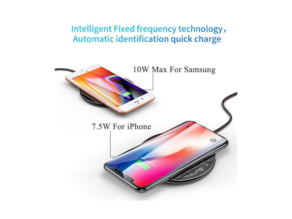 10w qi wireless charger - GadgetSourceUSA