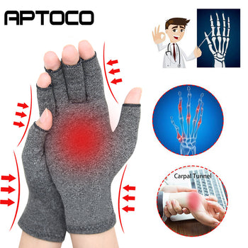 Arthritis Compression Gloves | Compression Hand Glove For Arthritis Pain, Muscle Tension, Joint and Carpal Tunnel Relief | Wrist Support -