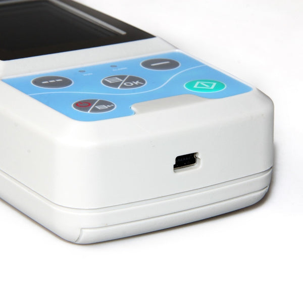 FDA CE PM50 Portable Patient Monitor Vital Signs NIBP SPO2 PR Pulse Rate Meter Newest|Blood Pressure| - GadgetSourceUSA
