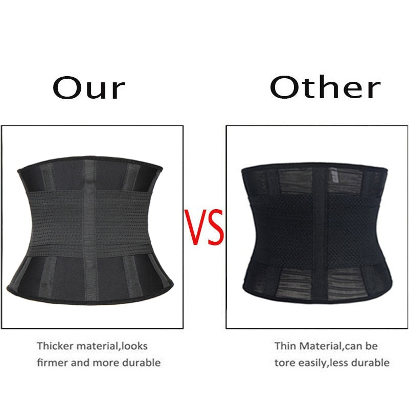 Shapewear | Xtreme Power Thermo Body Shaper | Waist Trainer | Workout Belt | Postpartum Slimming Girdle - GadgetSourceUSA
