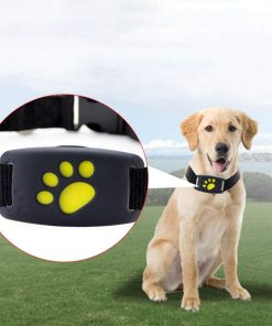 GPS Dog Collar | Mini Pet GPS Tracker Dog Cat Collar | Water Resistant GPS Callback Function | USB Charging GPS | Trackers Dogs Cats Supplies