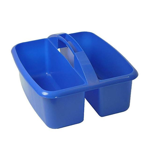 Romanoff Products Large Utility Caddy Blue - GadgetSourceUSA