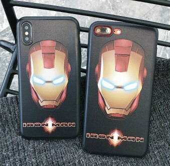 Silicone Case | Marvel Avengers Matte Silicone Case | silicone case for iphone 11 | silicone case iphone xr | silicone case iphone 8 - GadgetSourceUSA