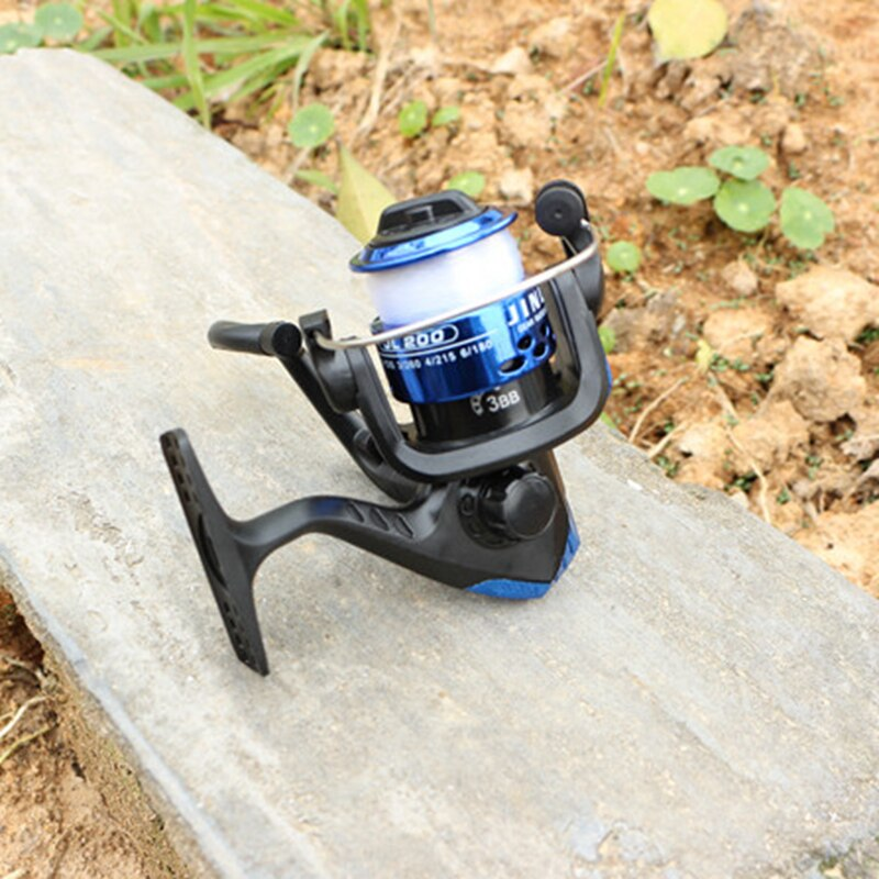 Fishing Reels Mini | 3BB Pocket Spinning | Small Spin Drag Water Fishing Reel | Feeder Carp Cast - GadgetSourceUSA