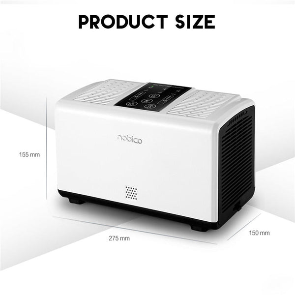 Air Purifier | Double Filter HEPA Filter | Smoke/ Dust Remover for the Home - GadgetSourceUSA