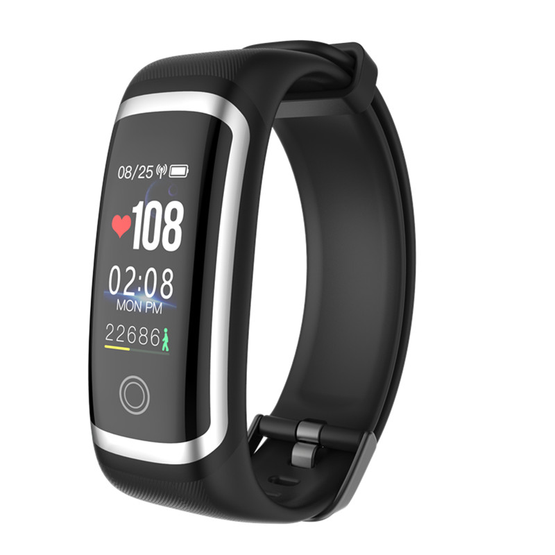 Blood Pressure Smart Watch | M4 Sports Smart Watch with Fitness Tracker/Blood Pressure Monitor| Blood Pressure Watch - GadgetSourceUSA