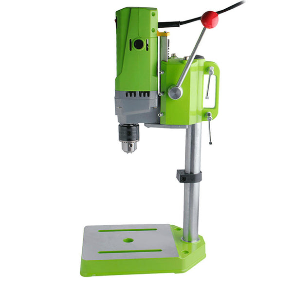 Drill Press | Bench Drill Stand 710W Mini Electric Bench Drilling Machine Drill Chuck 1-13mm - GadgetSourceUSA