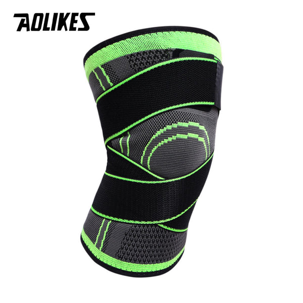 Knee Support | Knee Support Brace | Knee Support for Runners | Professional Protective Sports Knee Pad - GadgetSourceUSA
