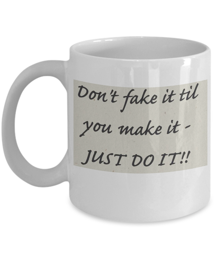 Don't fake it till you Make it! - GadgetSourceUSA