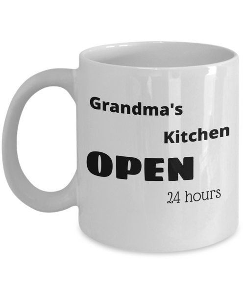Grandma's Kitchen Open 24 Hours - GadgetSourceUSA