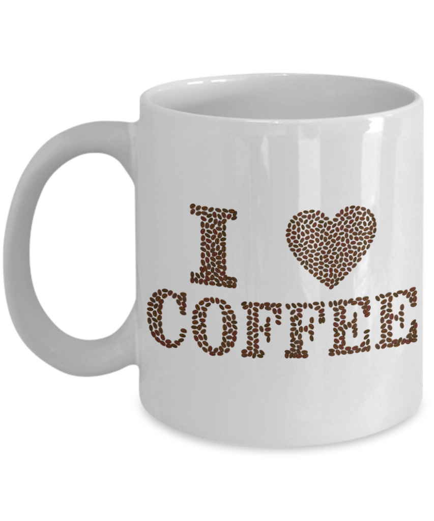I Love Coffee - GadgetSourceUSA