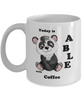 Today is Bear-ABLE with Coffee